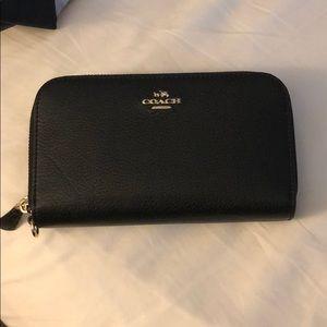 Coach Double wallet
